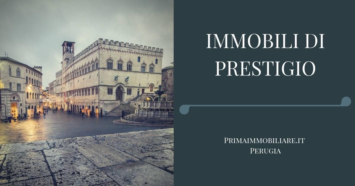 Vendita Immobili di prestigio Perugia - Guida definitiva Perugia 2022